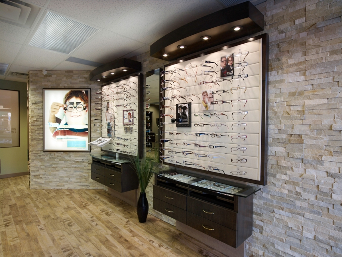 optometry office furniture optical displays contempora collection