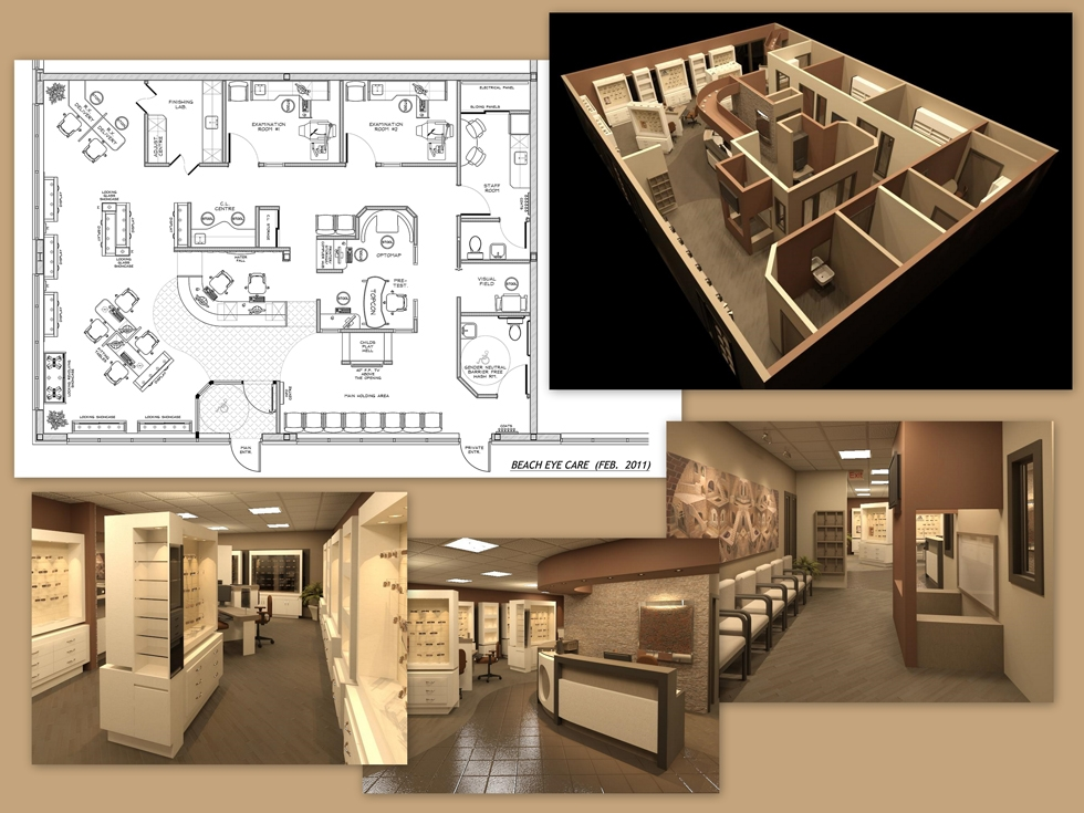 Design Services Space Planning Complete Construction