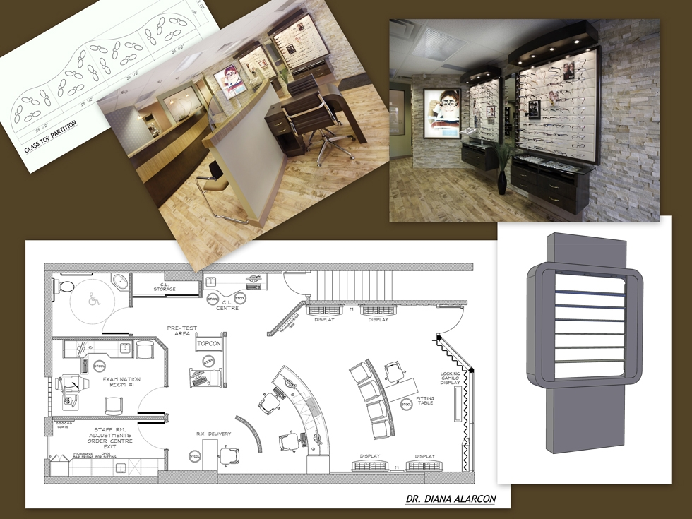 design services space planning complete construction plans